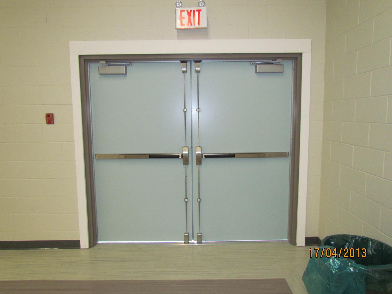 1200 #7C724F Commercial Doors Straight Grain Inc. pic Commercial Doors 45411600