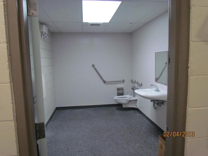 bathroom doors home