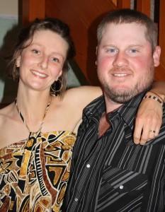 Reg & Rachel